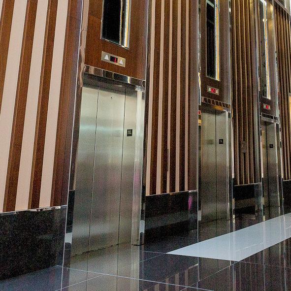 GTech Hotel Elevator Installation Project RIU Plaza Times