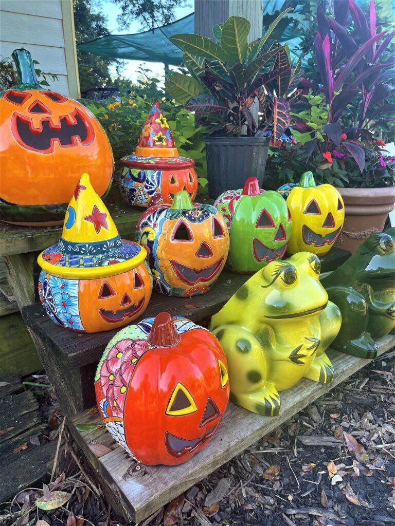 Perennials pots
