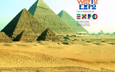 WayToExpo per le mostre sull'Egitto a Milano