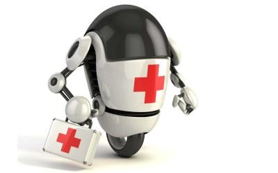 Siamo pronti ad accettare un robot come medico?