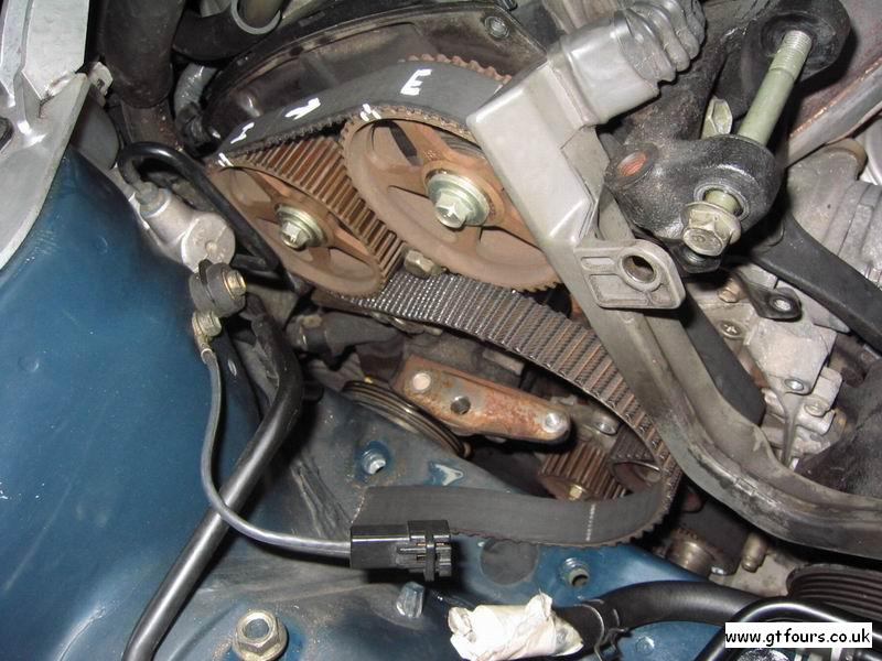 Timing Belt Marks Also Toyota Tercel Timing Belt Diagram Together With
