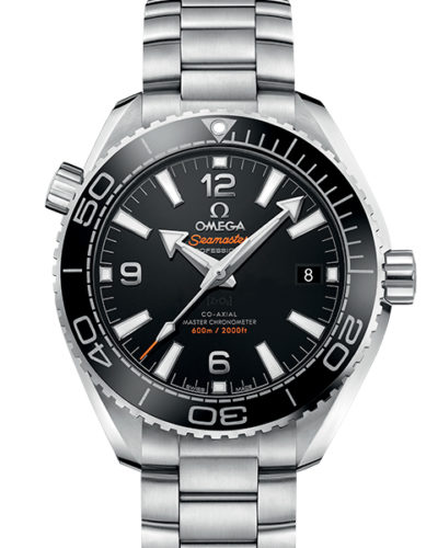 Omega Seamaster Planet Ocean 600M Co-Axial Master Chronometer 39,5mm
