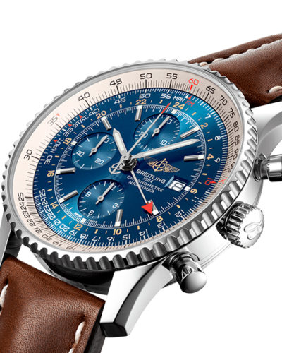 Breitling Navitimer Chronograph GMT 46mm A24322121C1X2