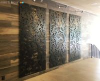 Decorative Metal Wall Panels and Screens - GTM Artisan Metal