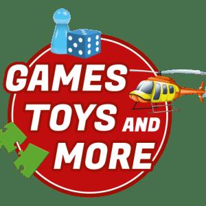 Logo | Games, Toys & More | Spielefachhandel in Linz