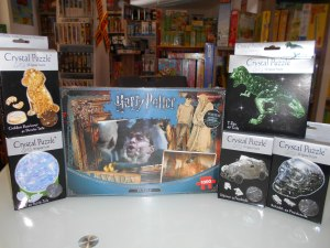 3D puzzle Harry Potter Linz Games Toys and more