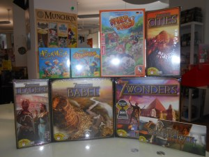 Games Toys and more Spielegeschäft Linz 7 Wonders