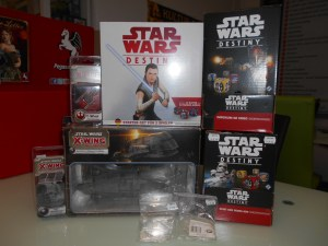 Games, Toys & more Spielegeschäft Star Wars Destiny Star Wars X-Wing