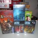 Games, Toys & more Spielegeschäft Exit