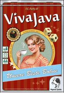 Games, Toys & more Spielerezenion Viva Java Pegasus Spiele