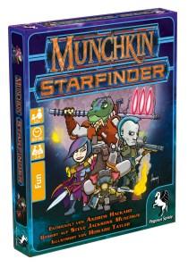 Games, Toys & more Munchkin Starfinder Partyspiel Linz