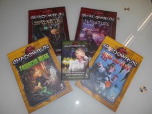 Games, Toys & more Shadowrun Rollenspiel Linz