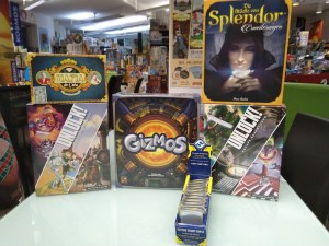 Games, Toys & more Gizmos BrettSpiele Linz