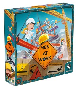 Games, Toys & more Men at Work Pegasus Spiele Bauspiel Linz