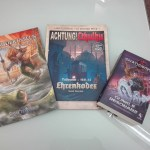 Games, Toys & more ACHTUNG Cthulhu Ehrencodex RollensielLinz