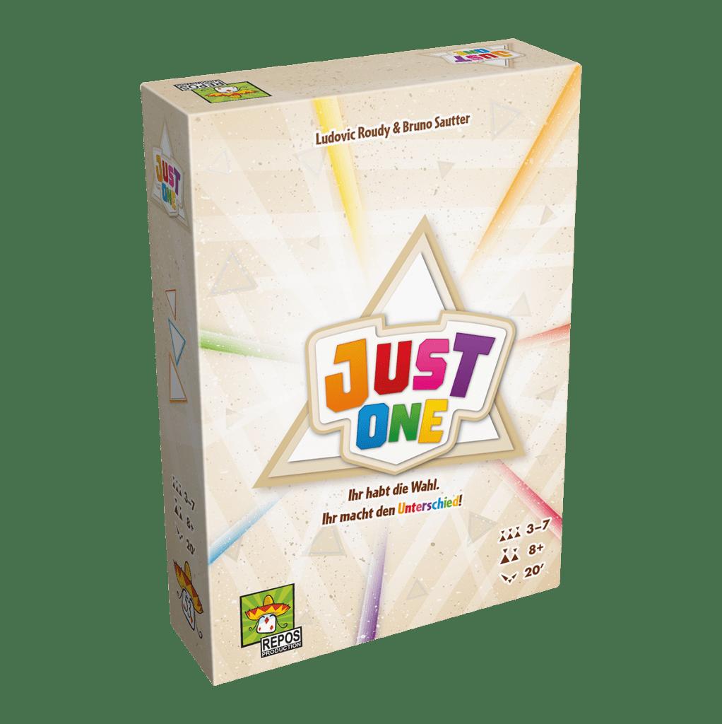 Games, Toys & more Just One Nominierungsliste Spiel des Jahres 2019 Linz
