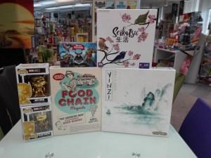 Games, Toys & more Yinzi Spielworxx Kennerspiel Linz
