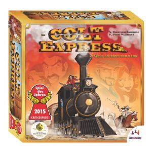 Games, Toys & more Colt Express Spiel des Jahre 2015 Linz