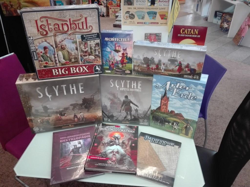 Games, Toys & more Scythe Strategiespiel Linz