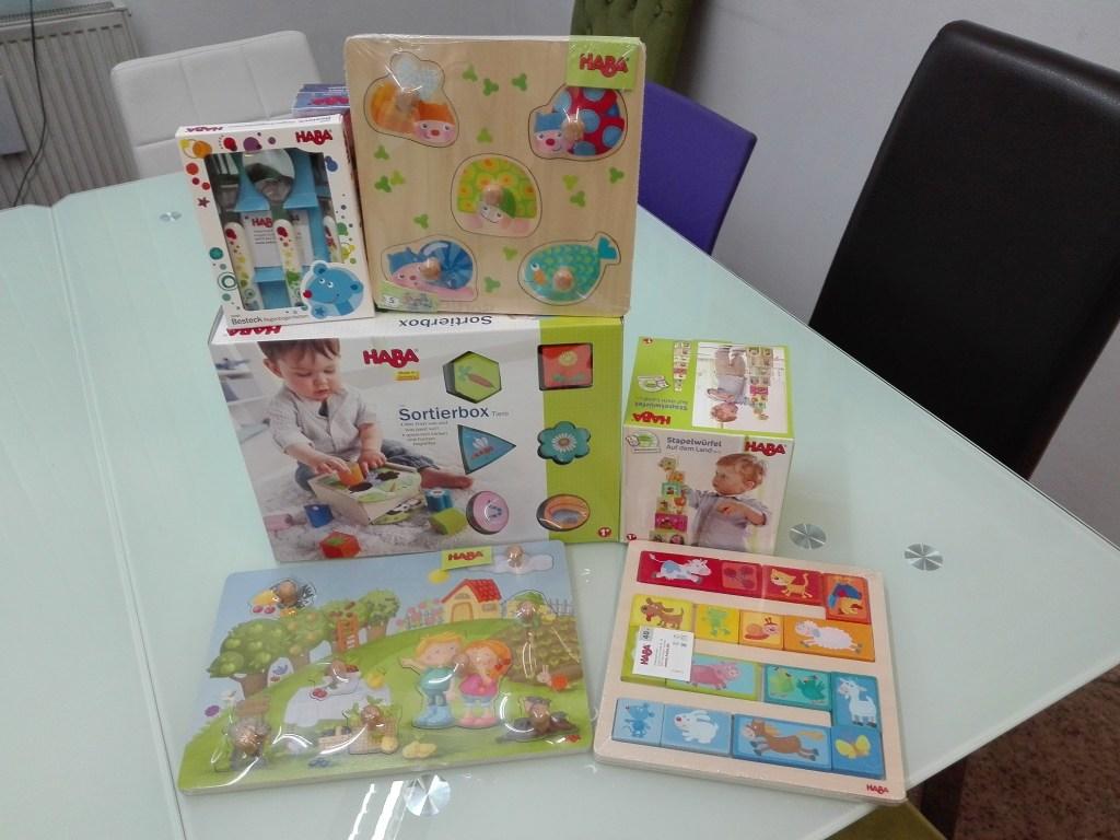 Games, Toys & Tiere Greifpuzzle Haba Linz