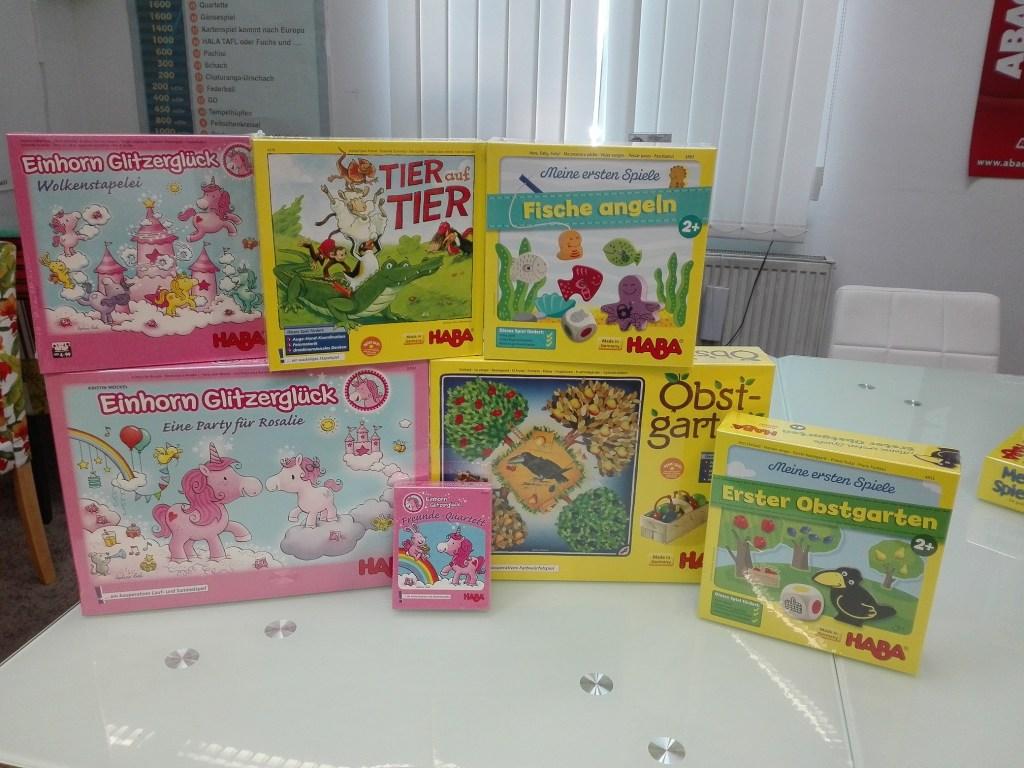 Games, Toys & more Einhorn Glitzerglück Haba Kinderspiele Linz