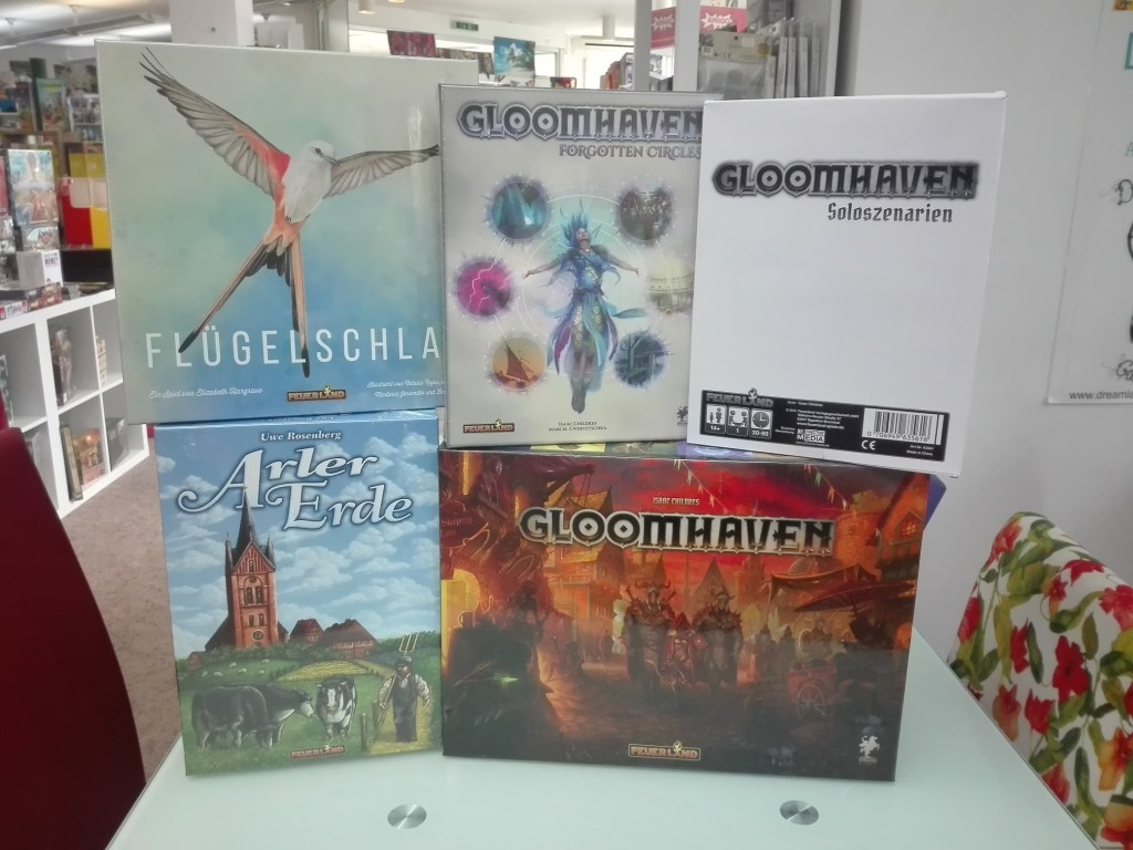 Games, Toys & more Gloomhaven deutsch Legacy Dungeon Crawler Linz