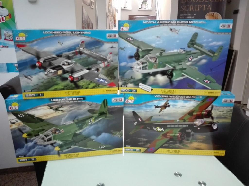 Games, Toys & more Flugzeuge WWII Klemmbausteine Cobi Linz