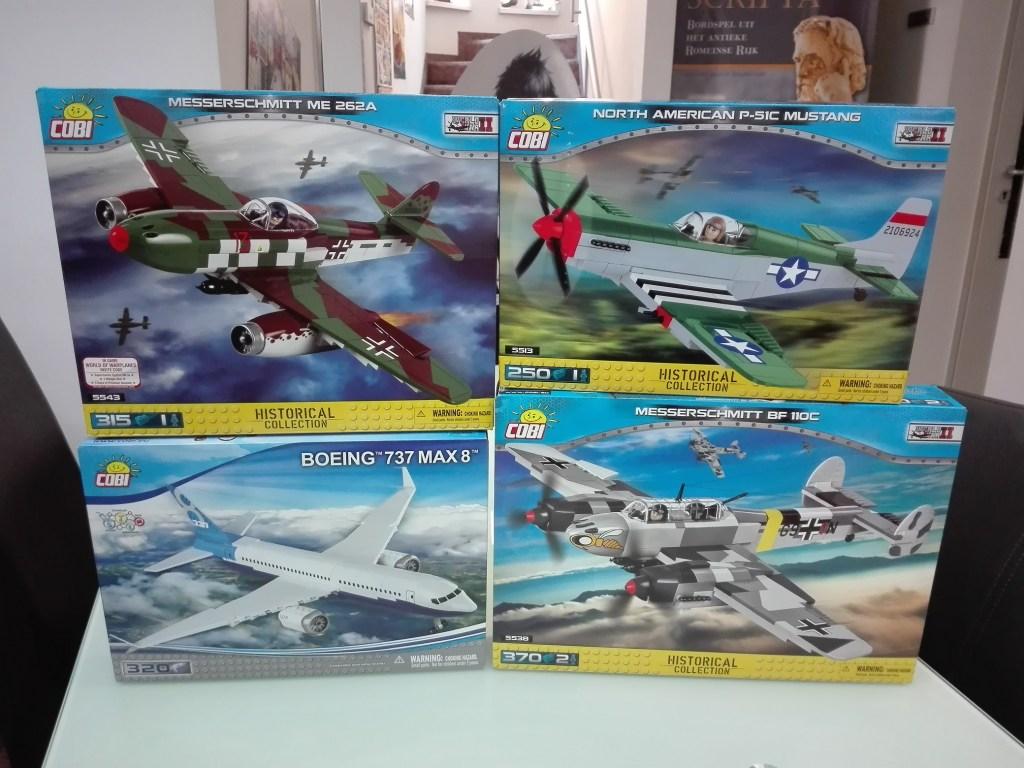 Games, Toys & more Luftfahrt Klemmbausteine Cobi Linz
