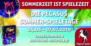 Games, Toys & more Nobjects Pegasus Spiele Sommertour Linz