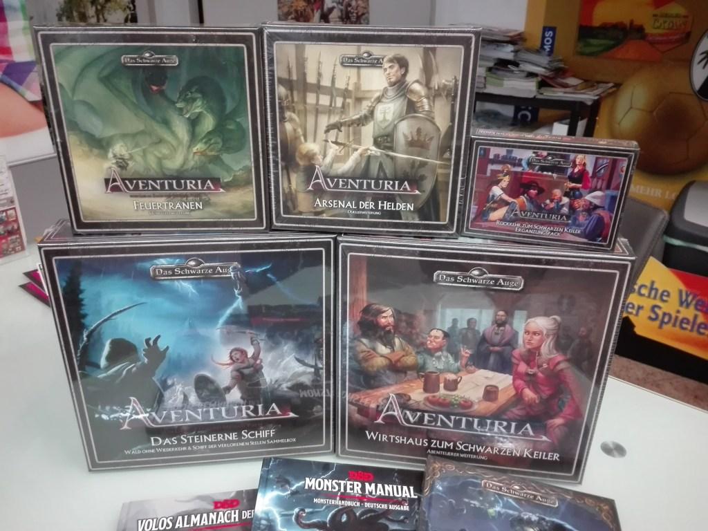 Games, Toys & more Aventuria Abenteuerkartenspiel Linz