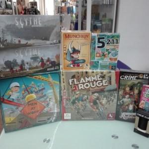 Games, Toys & more Scythe Feuerland Spiele Linz