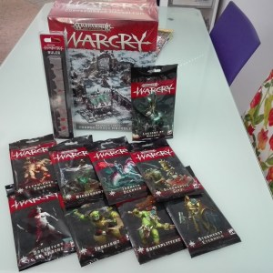 Games, Toys & more Warcry Games Workshop Tabletop Linz