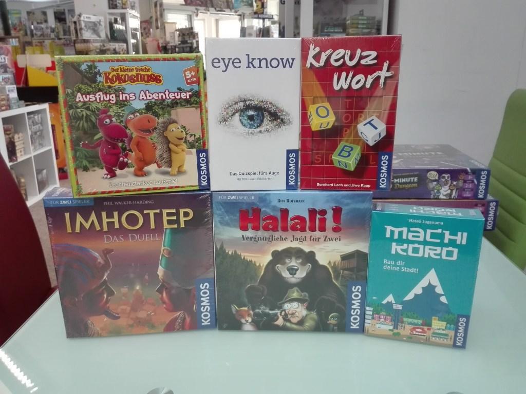 Games, Toys & more Eye know Erweiterung QuizSpiele Linz