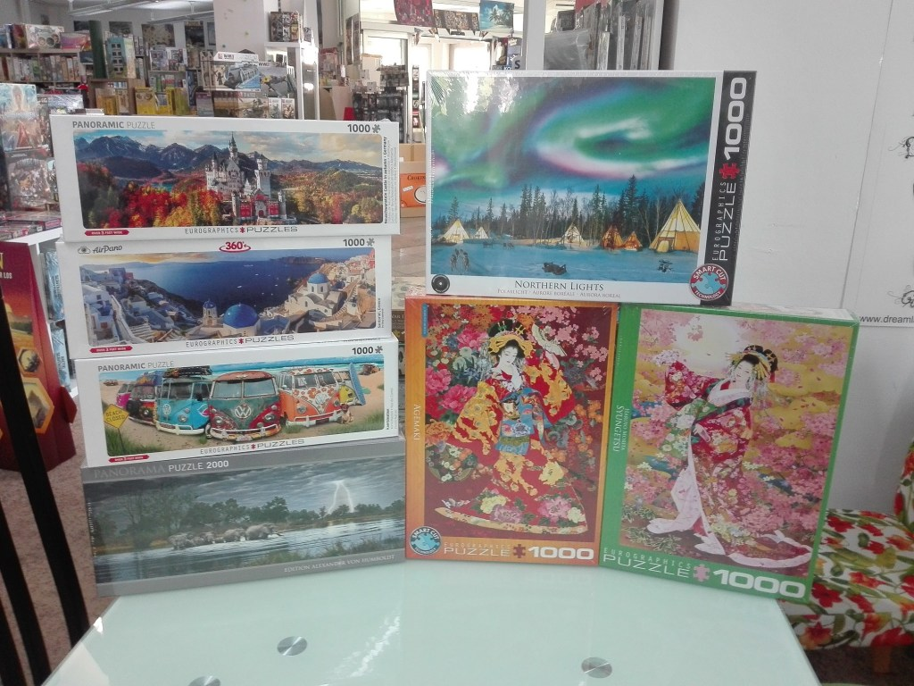Games, Toys & more Neuschwanstein Panorama Puzzles Linz
