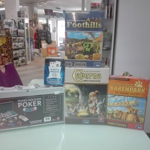 Games, Toys & more Foothills Lookout Games Linz