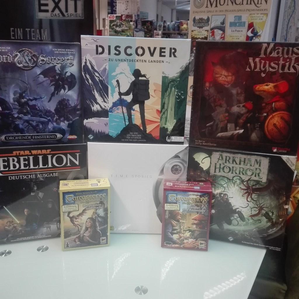 Games, Toys & more Sword & Sorcery Brettspiele Linz
