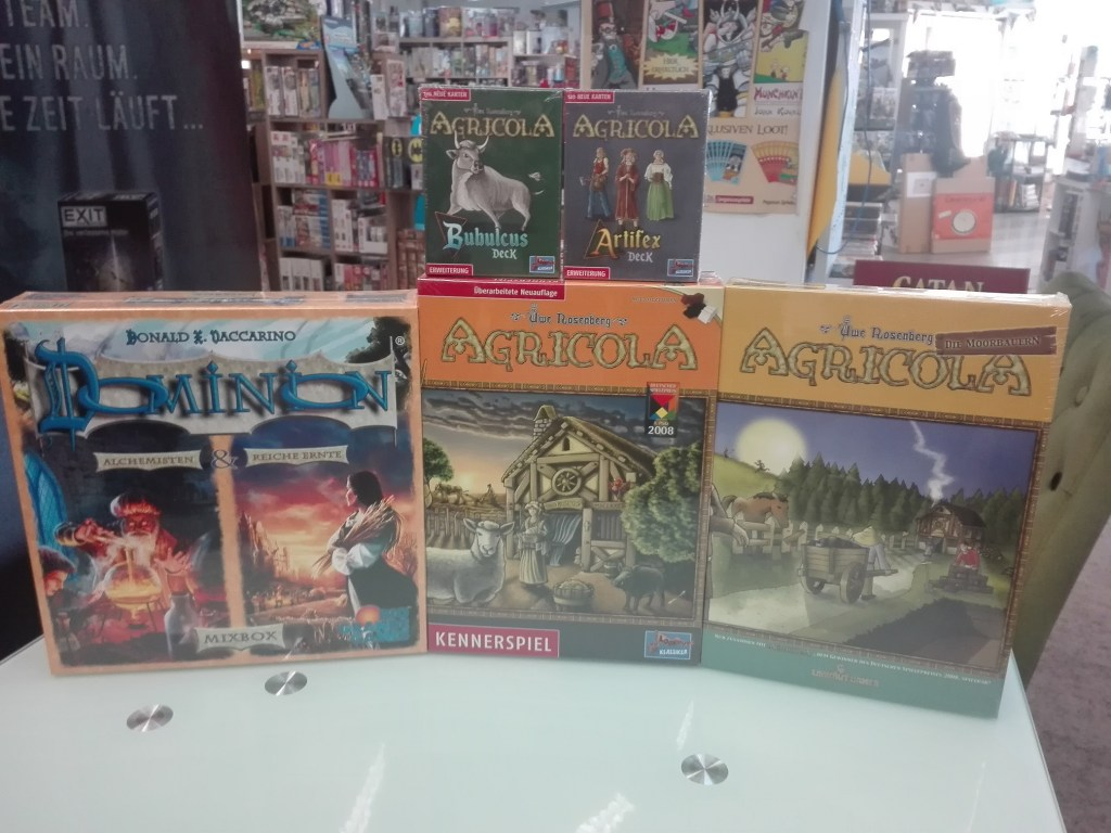 Games, Toys & more Agricola Brettspiele Linz
