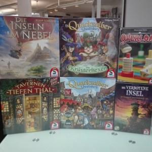 Games, Toys & more Die Inseln im Nebel Schmidt Spiele Linz