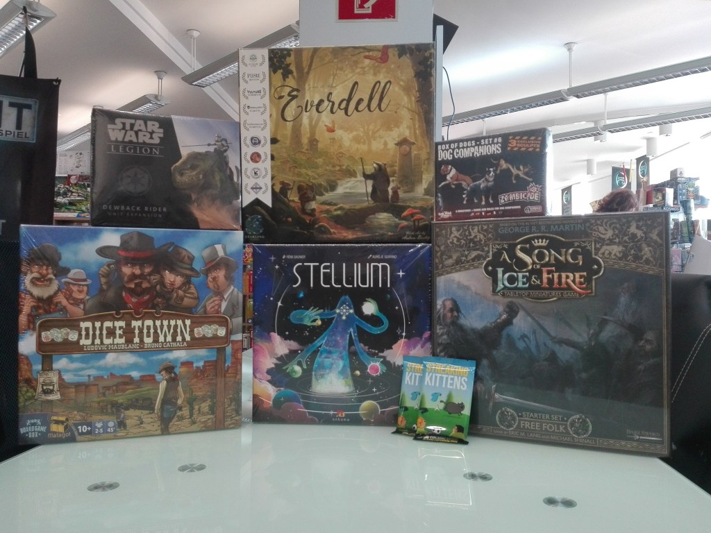 Games, Toys & more Everdell Worker Placement Linz