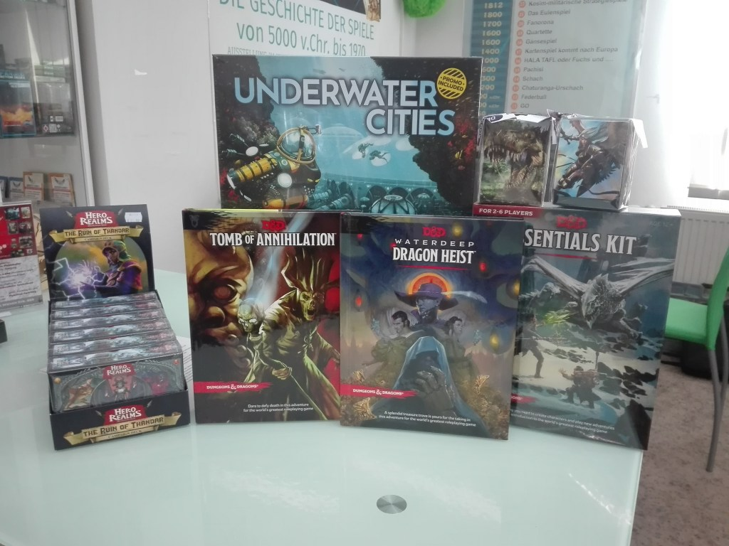 Games, Toys & more Underwater Cities deutsch Linz