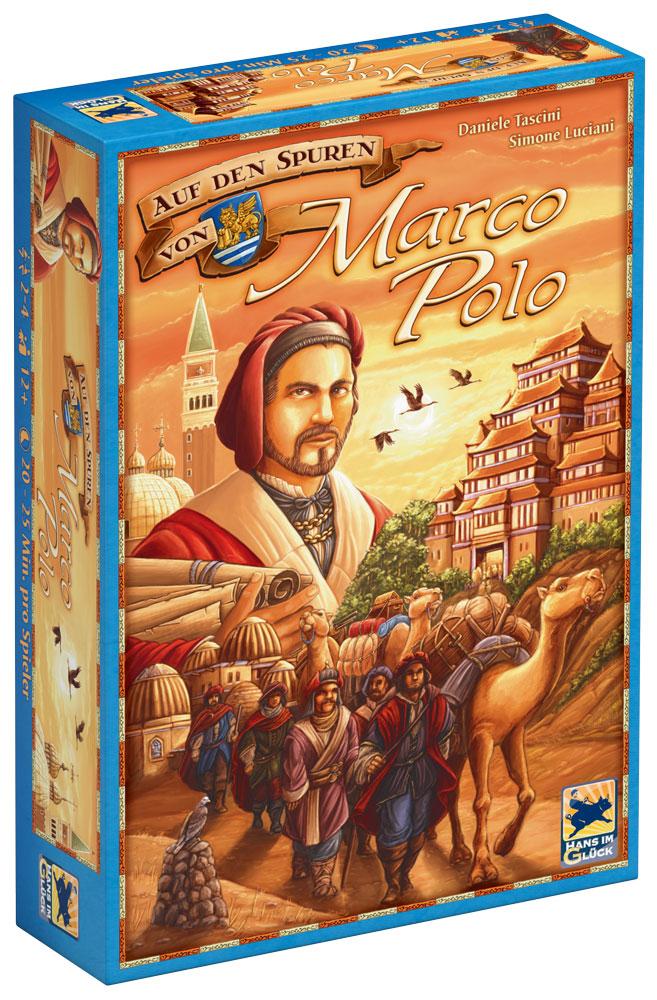 Games, Toys & more Auf den Spuren des Marco Polo Strategiespiel Linz