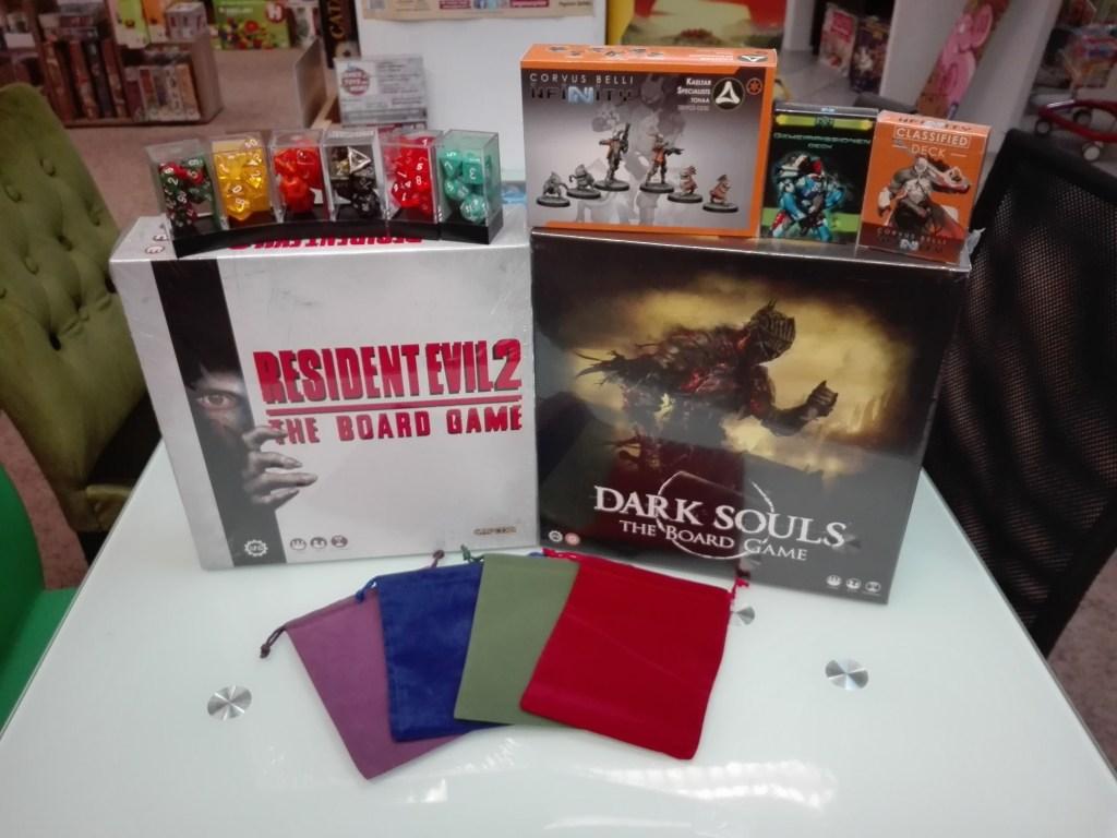 Games, Toys & more Dark Souls Brettspiele Linz
