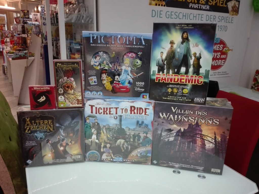 Games, Toys & more Pictopia Disney Quizspiele Linz