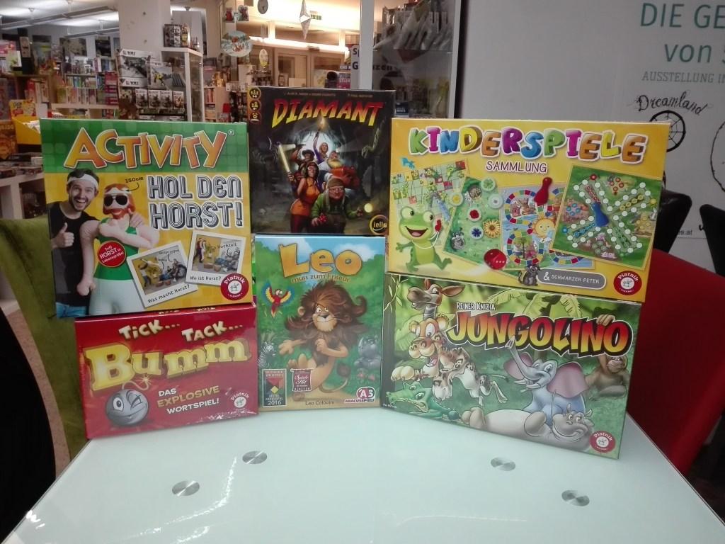 Games, Toys & more Piatnik Jungolino Bewegungsspiele Linz