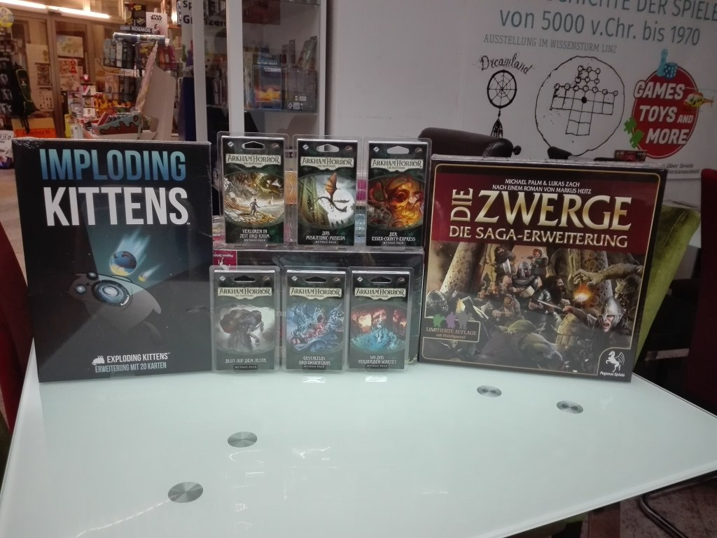 Games, Toys & more Imploding Kittens Exploding Kittens Erweiterung Spiele Linz
