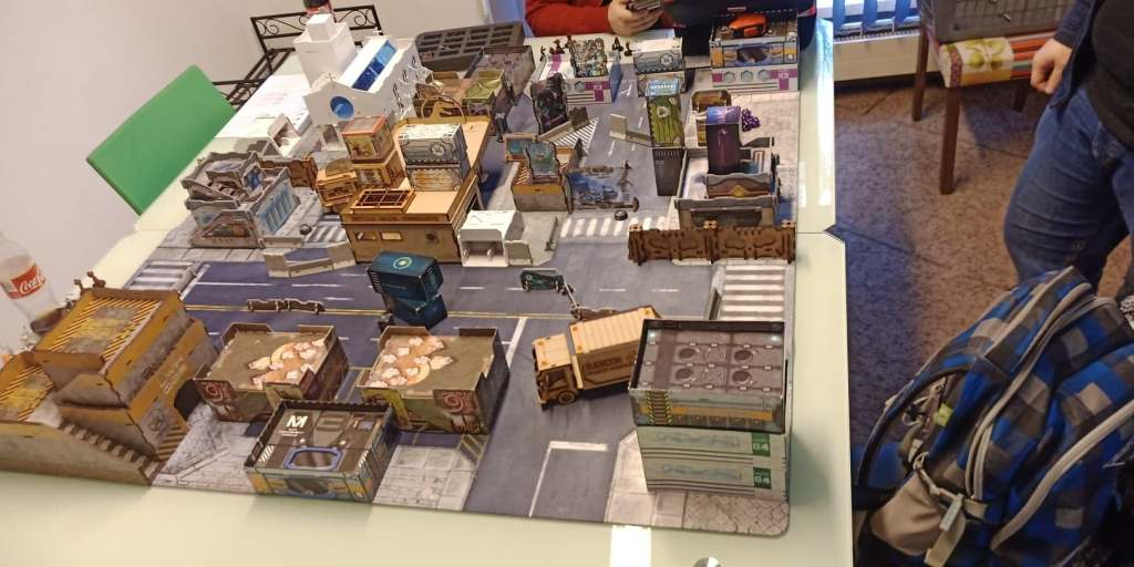 Games, Toys & more Infinity Gameday Jänner 2020 Tabletop Linz