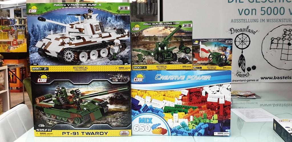 Games, Toys & more Cobi Klemmbausteine Linz