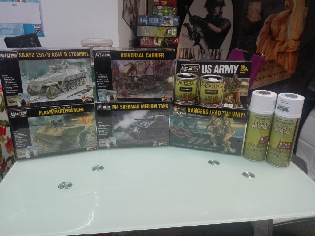 Games, Toys & more Bolt Action Warlord Games Tabletop Linz