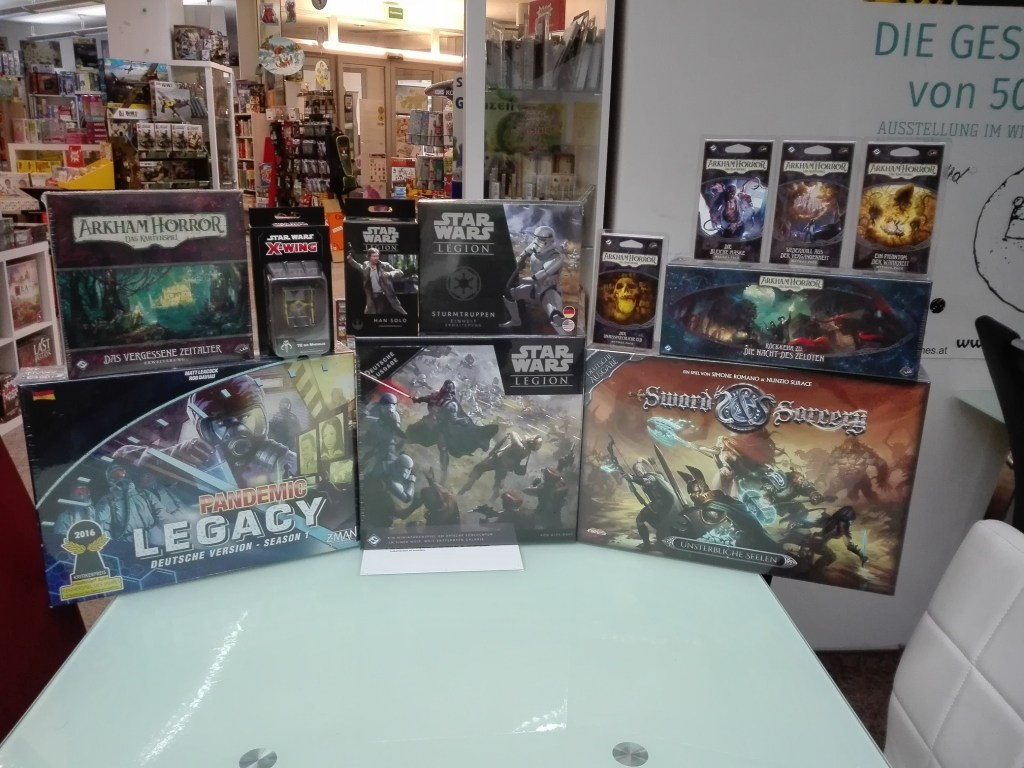 Games, Toys & more Sword & Sorcery War Games Linz