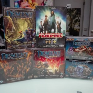 Games, Toys & more Descent Dungeon Crawler Linz